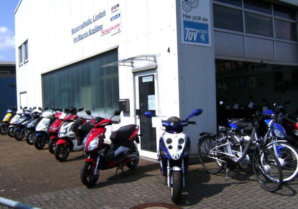 Motorradhalle Linden Inh Martin Kreiling Home